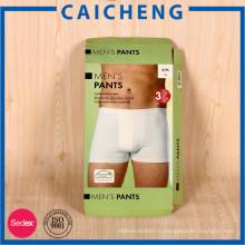 Подгонянный мужское нижнее белье упаковывать коробки одежды коробки