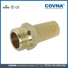 Silenciador neumático / Silenciador de latón neumático de tipo B