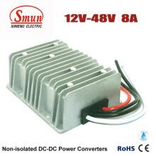 12V a 48V 8A 384W Aumentar Boost DC-DC Converter