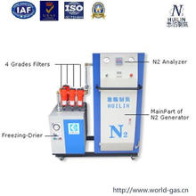 Gerador do nitrogênio do alimento para o pacote (ISO9001, CE)