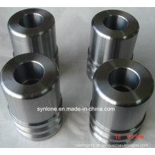 Eixo de forjamento de alta precisão com usinagem CNC