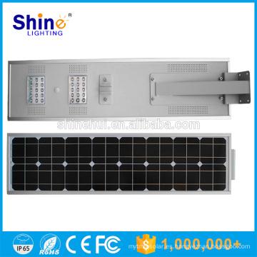 Lámpara de calle solar barata del precio CE ROHS de la certificación