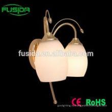 Высокое качество интерьера стекла пульт дистанционного управления Светодиодный настенный светильник