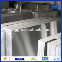 7075 & 6061 Folha de cobertura de chapa de alumínio