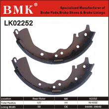 Экологически чистые тормозные колодки (K2252)