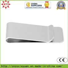 Custom Logo Stainless Steel Clips for Promotonal