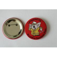 Cartoon Tin Badge Custom Organizational Badge (HY-MKT-0021)