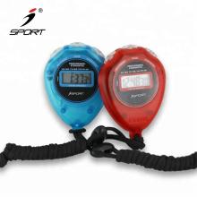 isport Customized Logo OEM Brand Digital Electronic Racing Mini Sports Stopwatch