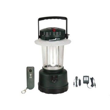 Remote control U-tube camping light