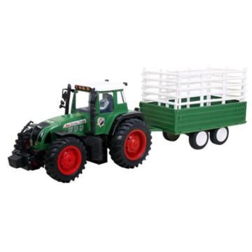 Friction Farmer Truck vehículo de juguete de plástico (H5903021)