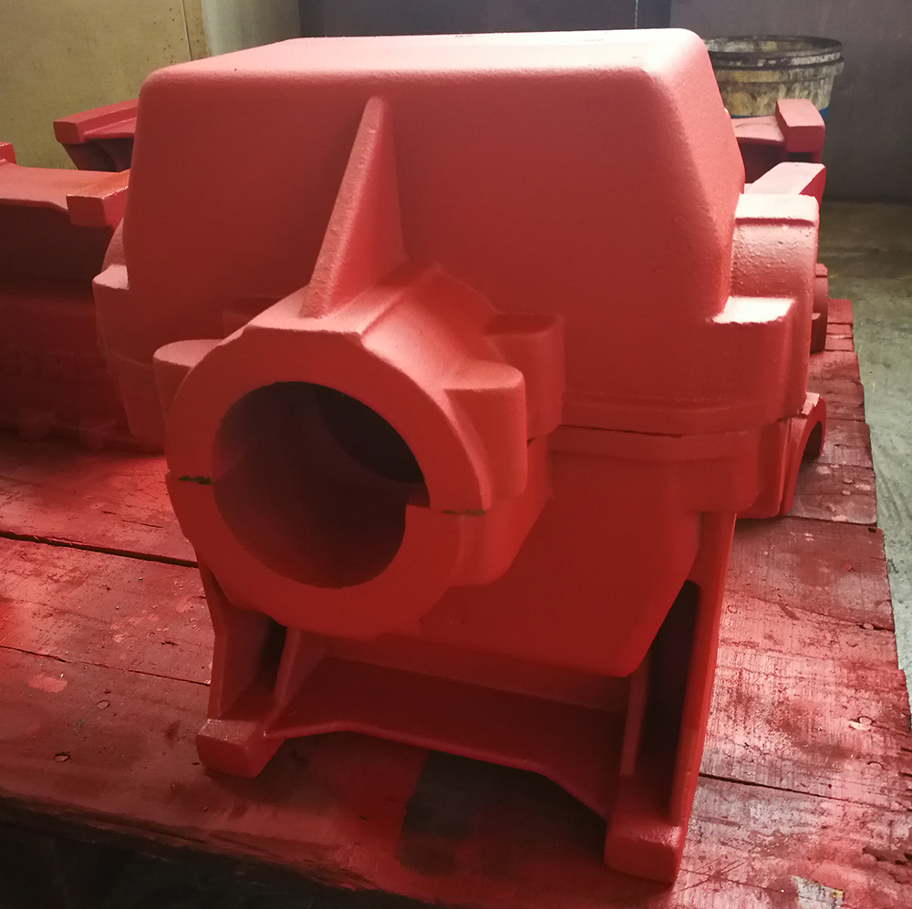 gearbox housing part