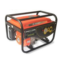 Generador de la gasolina de la alta calidad 2.5kw con a. C Monofásico, 220V