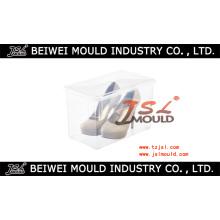 Moule en plastique de chaussure de boîte de moulage par injection