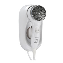 Safe Using 1200W Wall Mounted Hotel Hair Dryer