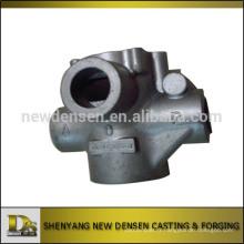 Usinage CNC en fonte moulée en aluminium