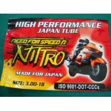 Nitro Brand Motorcycle Inner Tube 300-18