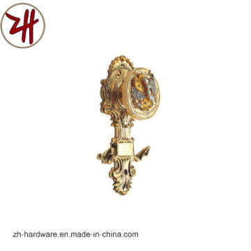 Hardware Clouth Kunststoff Vorhang Robe Hook (ZH-8605)