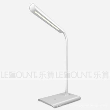 Lámpara de escritorio LED con cargador inalámbrico (LTB105W)