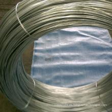 Cable eléctrico cuerda de alambre de acero recubierto de zinc