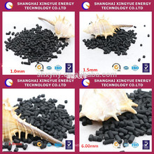 gold manufacturer Anthracite coal cylindrical oil refinery activated carbon