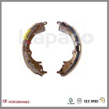 Kapaco racing brake shoes semi-metallic car brake shoes OE 044950K120 for TOYOTA