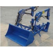 Cargador frontal de tractor de maquinaria agrícola