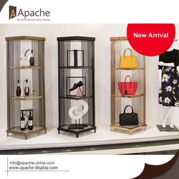 Luxury Metal Display Rack For Boutique