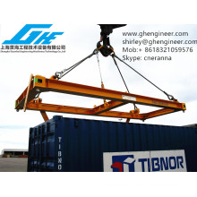 40ft container spreader semi automatic