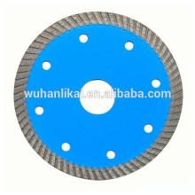 Produtos de alta margem de lucro Hubei diamante lâmina de serra para granito, telhas, cerâmica, concreto
