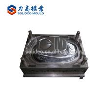 China Modelagem por injecção Eco-Amigável da banheira do molde plástico profissional da cuba do bebê do fabricante