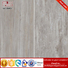 La fábrica de China de la fuente gris de la fábrica esmaltada azulejos de madera mira azulejos 1800x900m m