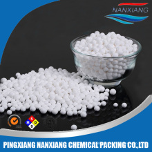 activated alumina ball for petrochemical, oil and gas industries