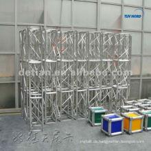Messestand tragbarer benutzter Aluminiumbinderbinder, Hochzeitsbinder