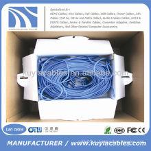 1000 футов UTP cat5e cat6e Ethernet-сеть LAN-кабель 300 м