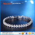 2016 Factory Price 925 Sterling Silver Jewelry Bracelet, Zircon Bracelets