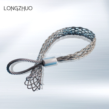 Stainless Steel Cable Sleeves Cable Pulling Socks