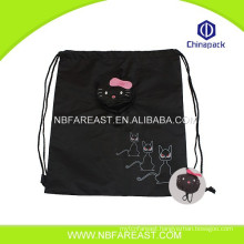 Best quality new design shopping useful cheap foldable polyester bag