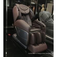 Мобильное приложение контролируйте черный кожа всего тела массажное кресло