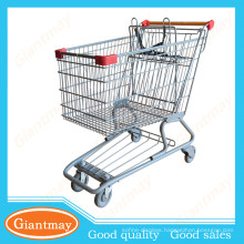 hot wire basket supermarket shopping center cart|trolley for sale