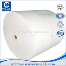 spunbond nonwoven fabrics polyester mat for bitumen waterproofing