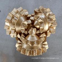 """17 1/2 """""""" 17.5 iadc 115 diamant rock oilfield huile bouton de forage rouleau rotatif dentaire 17.5 pouce en acier dent tricone foret"""