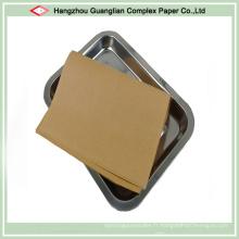 Feuille de revêtement de casserole de cuisson en gros de revêtement de silicone
