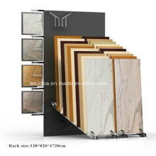 Quartz Stone Display Tile Wing Assembled Display