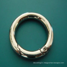 Zinc Loop With SGS, ISO9001: 2008, Rohs