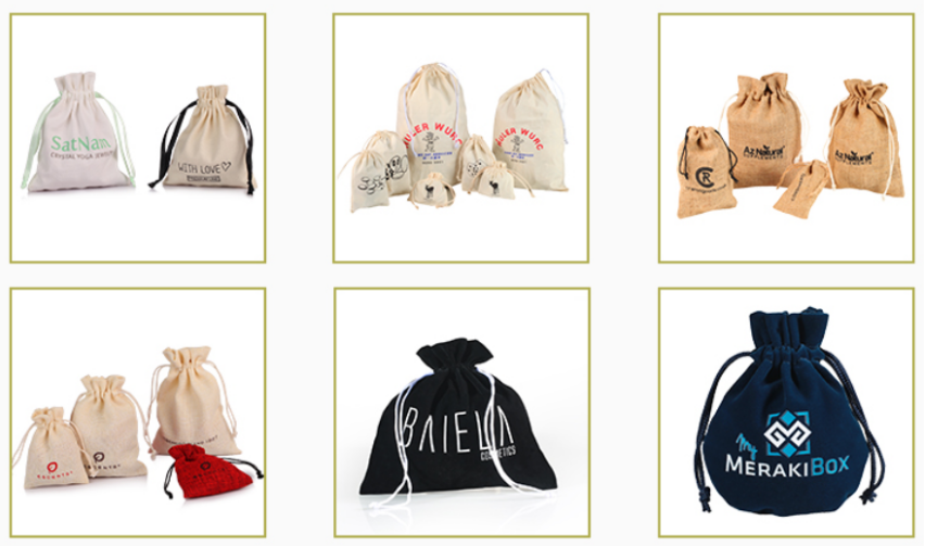 velvet bags for jewelry supplier