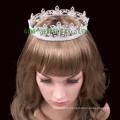 2016 Новый Цветочный дизайн Crystal Tiara Rhinestone Crown