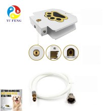 2018 Factory pump water fountain with faucet for dogs 2018 Factory pump water fountain with faucet for dogs