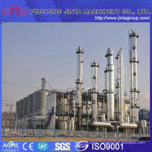 Tubular Heat Exchanger in Alcohol Project