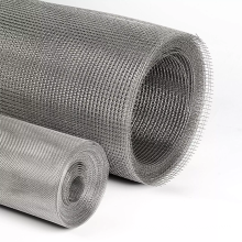 stainless steel SS 304/316 plain weave micron woven wire mesh cloth screen