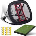 Practice Chipping Golf Net for Beginner Pop Up